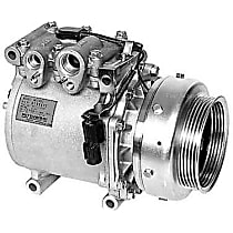 57488 A/C Compressor Sold individually With clutch, 5-Groove Pulley