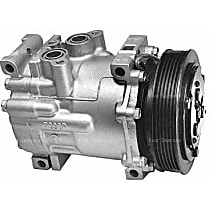 57562 A/C Compressor Sold individually With clutch, 7-Groove Pulley