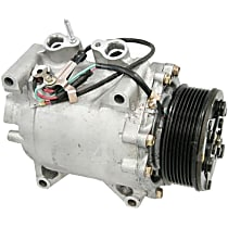 57881 A/C Compressor Sold individually with Clutch, 7-Groove Pulley