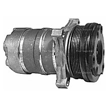 57956 A/C Compressor Sold individually With clutch, 6-Groove Pulley