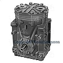 58044 A/C Compressor Sold individually Without clutch