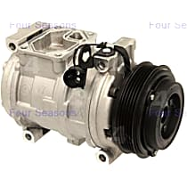 58356 A/C Compressor Sold individually With clutch, 5-Groove Pulley