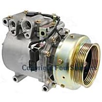 58488 A/C Compressor Sold individually With clutch, 5-Groove Pulley
