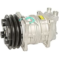 58620 A/C Compressor Sold individually With clutch, 2-Groove Pulley