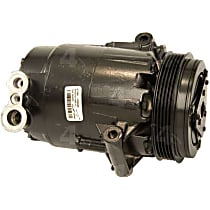 A/C Compressor Sold individually With clutch, 5-Groove Pulley