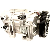 68664 A/C Compressor Sold individually with Clutch, 6-Groove Pulley