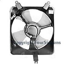 4-Seasons 75202 A/C Condenser Fan - A/C Condenser Fan, Direct Fit, Sold individually