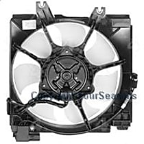 75226 OE Replacement A/C Condenser Fan