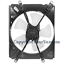 75239 OE Replacement Radiator Fan