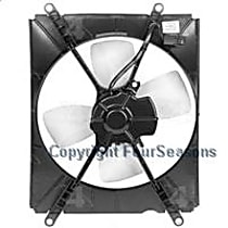 4-Seasons 75244 A/C Condenser Fan - A/C Condenser Fan, Direct Fit, Assembly