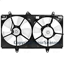 4-Seasons 75250 Fan Motor - Direct Fit, Assembly