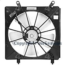 4-Seasons 75251 Fan Motor - Direct Fit, Assembly