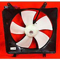 4-Seasons 75252 Fan Motor - Direct Fit, Sold individually