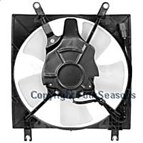 4-Seasons 75255 Fan Motor - Direct Fit, Assembly