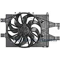 4-Seasons 75260 Fan Motor - Direct Fit, Assembly