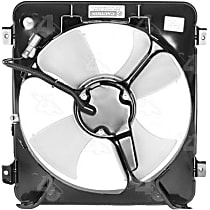 75264 A/C Condenser Fan - A/C Condenser Fan, Direct Fit, Sold individually
