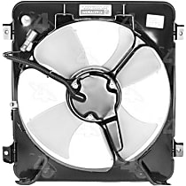 4-Seasons 75264 A/C Condenser Fan - A/C Condenser Fan, Direct Fit, Sold individually