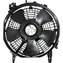 4-Seasons 75276 A/C Condenser Fan - A/C Condenser Fan, Direct Fit, Sold individually