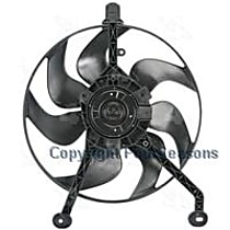 75287 A/C Condenser Fan - A/C Condenser Fan, Direct Fit, Sold individually