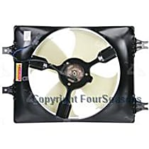 75294 A/C Condenser Fan - A/C Condenser Fan, Direct Fit, Sold individually