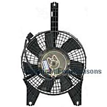 4-Seasons 75305 A/C Condenser Fan - A/C Condenser Fan, Direct Fit, Sold individually