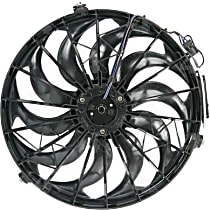 4-Seasons 75309 A/C Condenser Fan - A/C Condenser Fan, Direct Fit, Sold individually