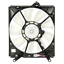 75349 A/C Condenser Fan - A/C Condenser Fan, Direct Fit, Assembly