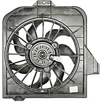 4-Seasons 75351 Fan Motor - Direct Fit, Assembly
