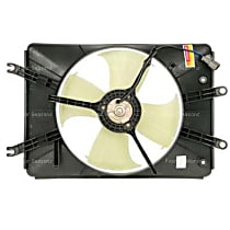 75354 A/C Condenser Fan - A/C Condenser Fan, Direct Fit, Assembly