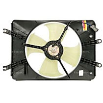 4-Seasons 75354 A/C Condenser Fan - A/C Condenser Fan, Direct Fit, Assembly