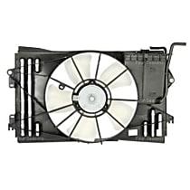 4-Seasons 75364 Fan Motor - Direct Fit, Sold individually