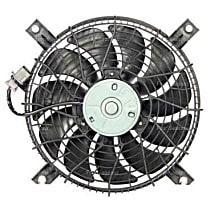 4-Seasons 75434 Fan Motor - Direct Fit, Assembly