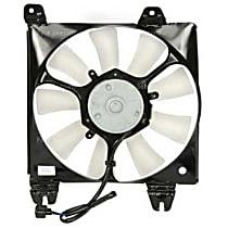 4-Seasons 75452 Fan Motor - Direct Fit, Assembly