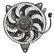 4-Seasons 75458 A/C Condenser Fan - A/C Condenser Fan, Direct Fit, Assembly