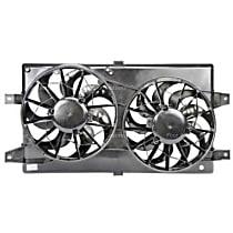4-Seasons 75468 Fan Motor - Direct Fit, Assembly