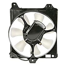 4-Seasons 75478 A/C Condenser Fan - A/C Condenser Fan, Direct Fit, Assembly