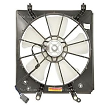 Fan Motor - Direct Fit, Assembly