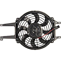 75751 OE Replacement A/C Condenser Fan