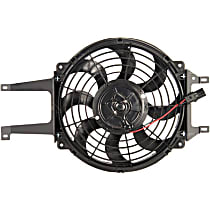 4-Seasons 75751 A/C Condenser Fan - A/C Condenser Fan, Direct Fit, Sold individually