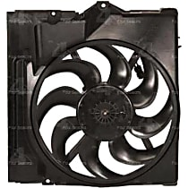 75946 A/C Condenser Fan - A/C Condenser Fan, Direct Fit, Sold individually