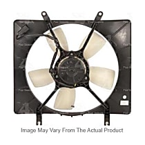 76001 OE Replacement Radiator Fan