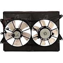 76009 OE Replacement Radiator Fan