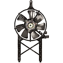 4-Seasons 76048 A/C Condenser Fan - A/C Condenser Fan, Direct Fit, Sold individually