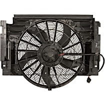 76164 OE Replacement A/C Condenser Fan
