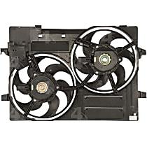 76170 OE Replacement Radiator Fan