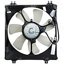 OE Replacement A/C Condenser Fan