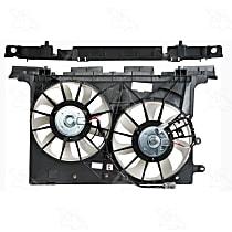 76269 OE Replacement Radiator Fan