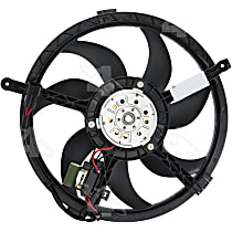 76297 OE Replacement Radiator Fan