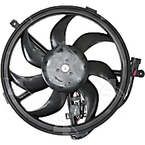 76308 OE Replacement Radiator Fan