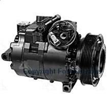 77313 A/C Compressor Sold individually With clutch, 6-Groove Pulley